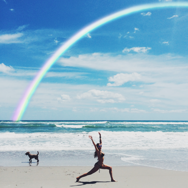 rainbow-love-yoga-girl-and-rainbow-love-app-photo